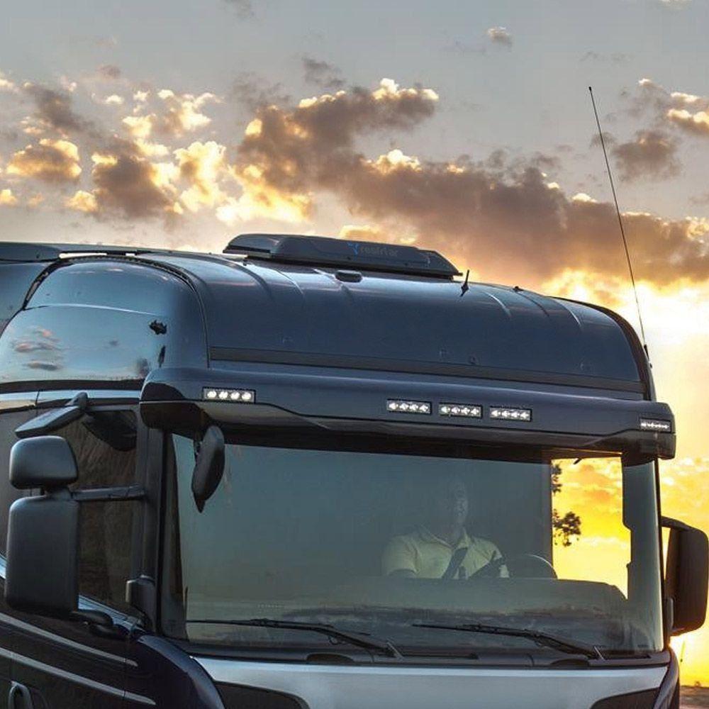 Climatizador de Ar para Caminhão Resfriar Serie 6 12V Completo