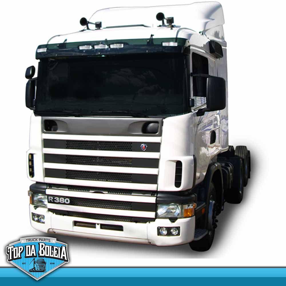 Cobertura Para-choque para Scania S4 Cabines R e T LD