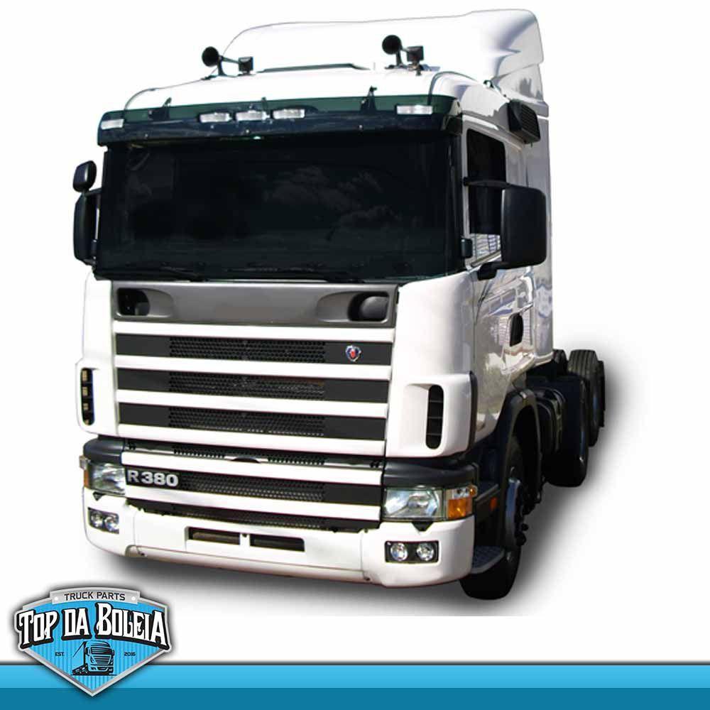 Cobertura Para-choque para Scania S4 Cabines R e T LE