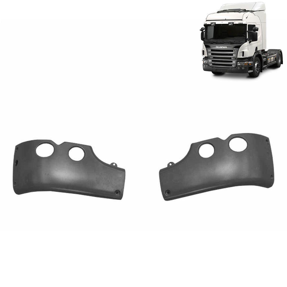 Cobertura Para-choque Compatível com o Caminhão Scania S5 até 2009
