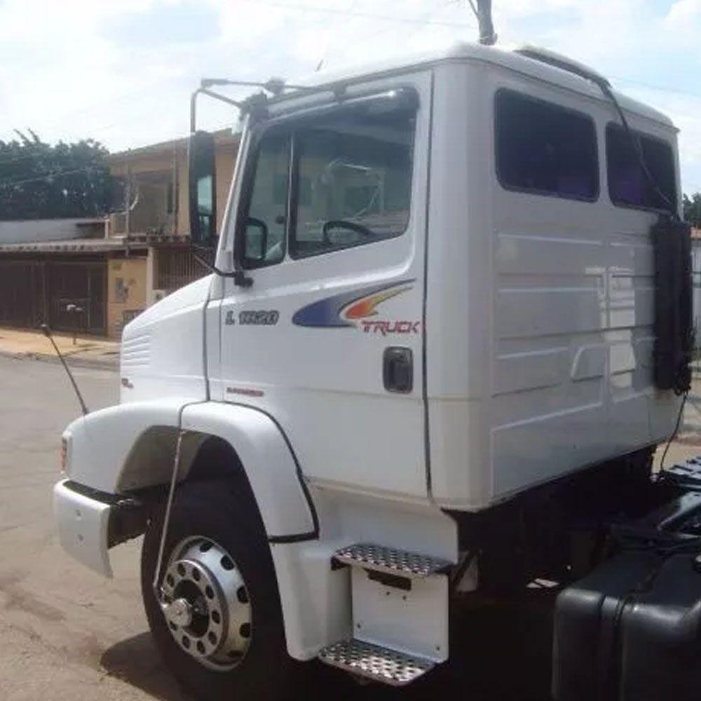 Conjunto Faixa Adesiva Para Mercedes-benz 1620 Truck 2004