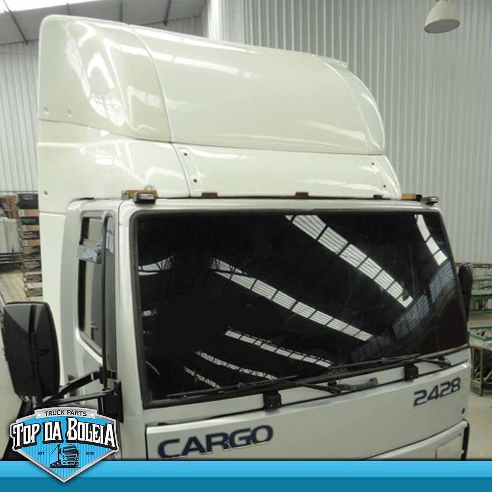 Defletor de Ar Ford Cargo até 2010
