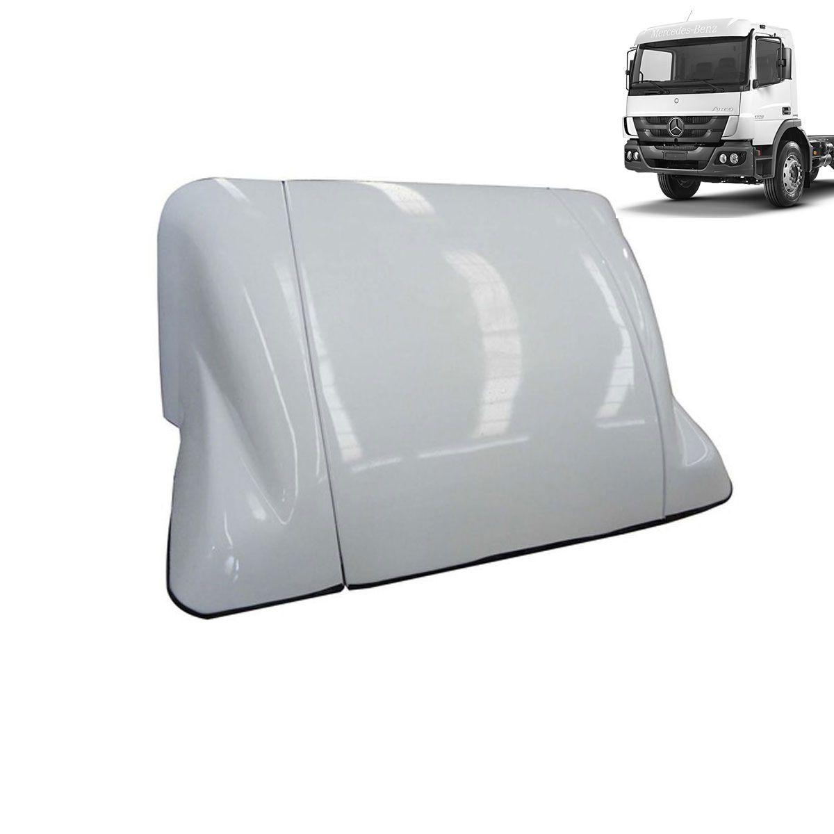 Defletor de Ar Mercedes-Benz Atego Cabine Simples Parcial