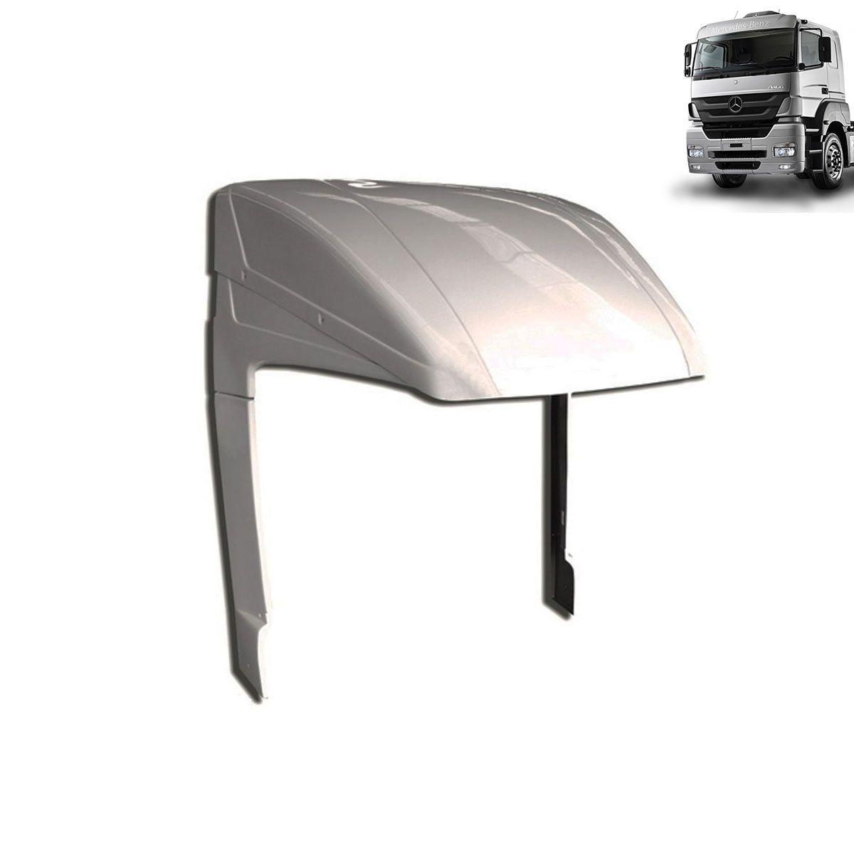 Defletor de Ar Mercedes-Benz Axor Cabine Baixa Completo Com Regulagem