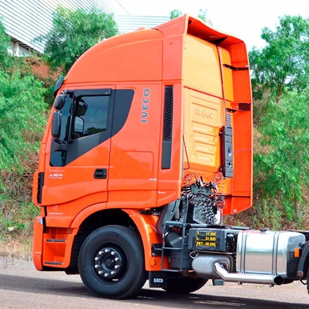 Defletor de Ar para Iveco Hi-Way Completo