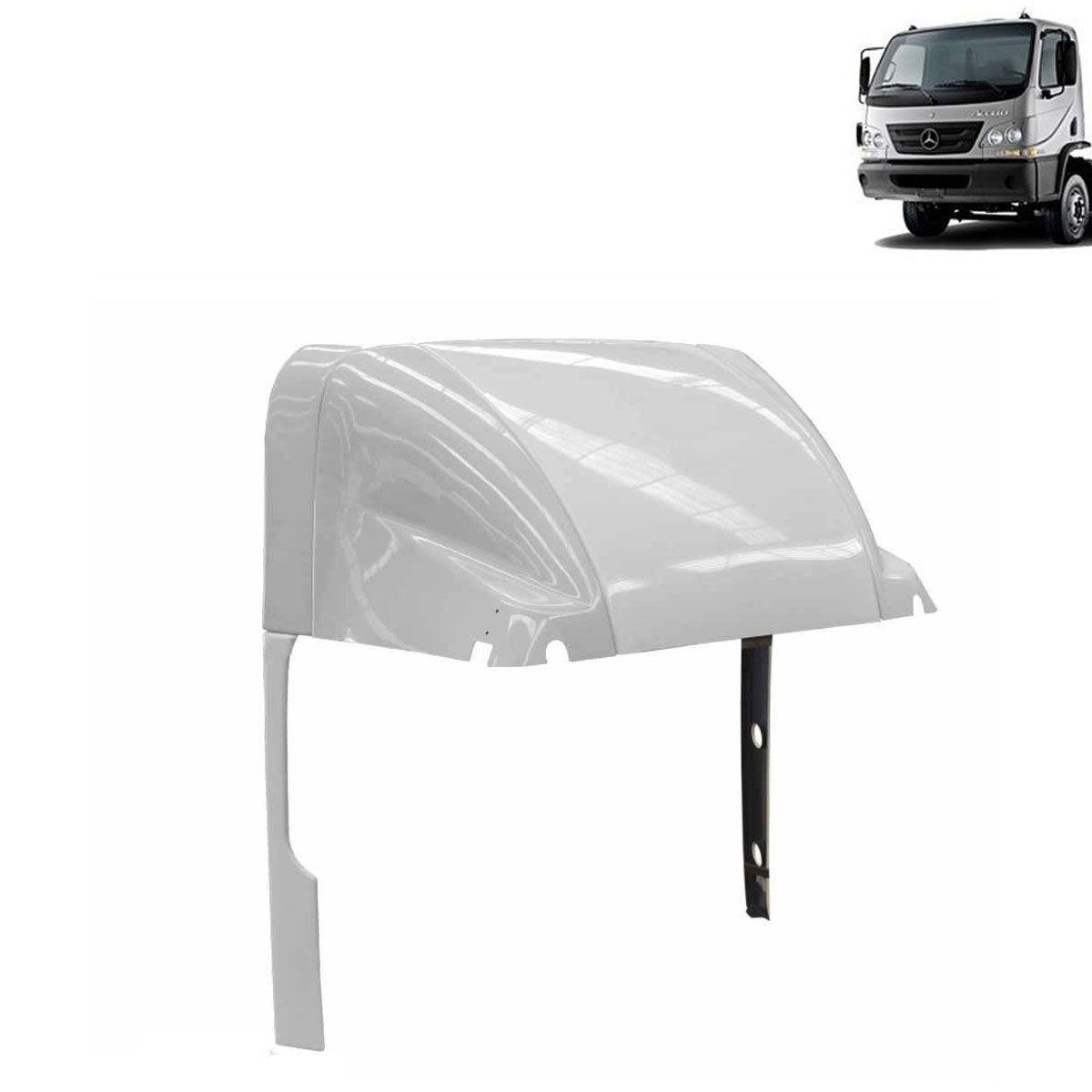 Defletor de Ar para Mercedes Benz Accelo Filtro Alto Completo