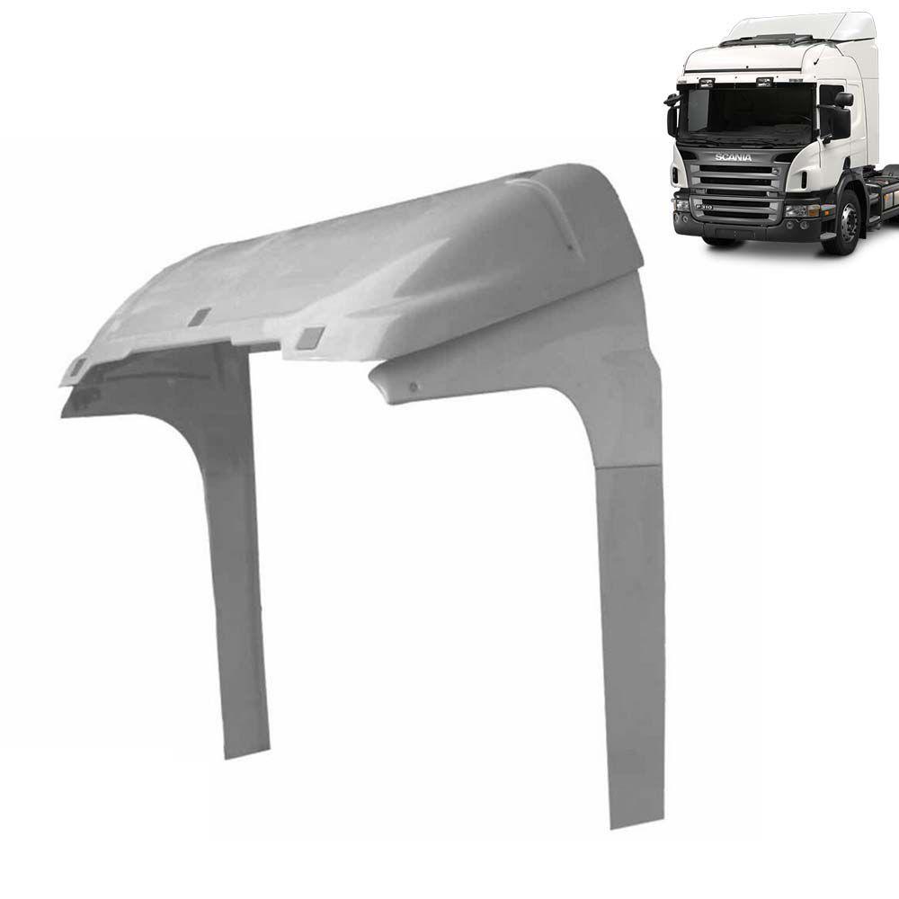 Defletor de Ar Compatível com o Caminhão para Scania S4 S5 Cabine P Lateral Estreita