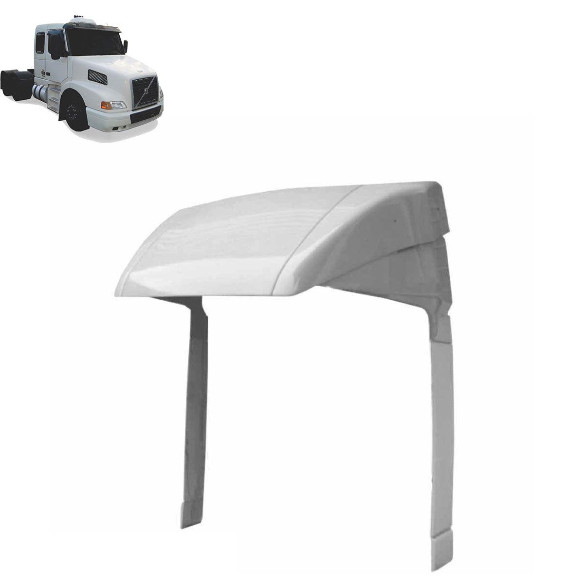 Defletor de Ar para Volvo NH Cabine Baixa