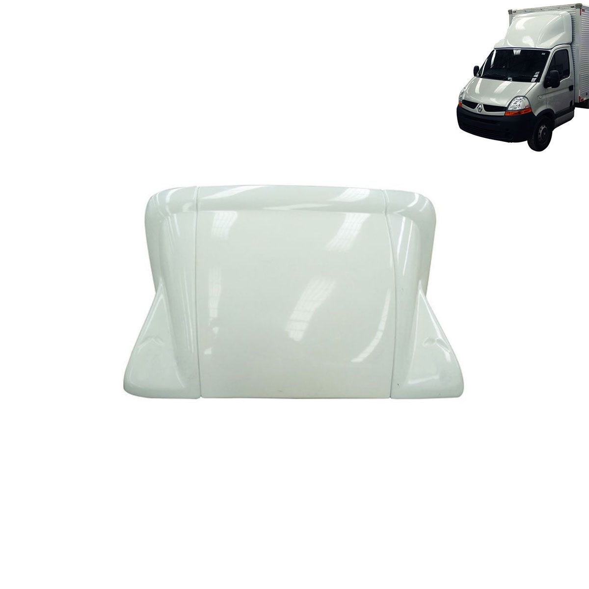 Defletor de Ar Renault Master até 2013 Parcial