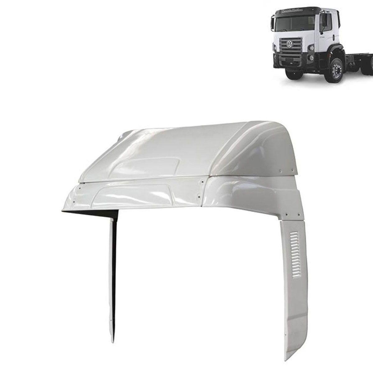 Defletor de Ar Volkswagem Constellation Cabine Simples Baixa