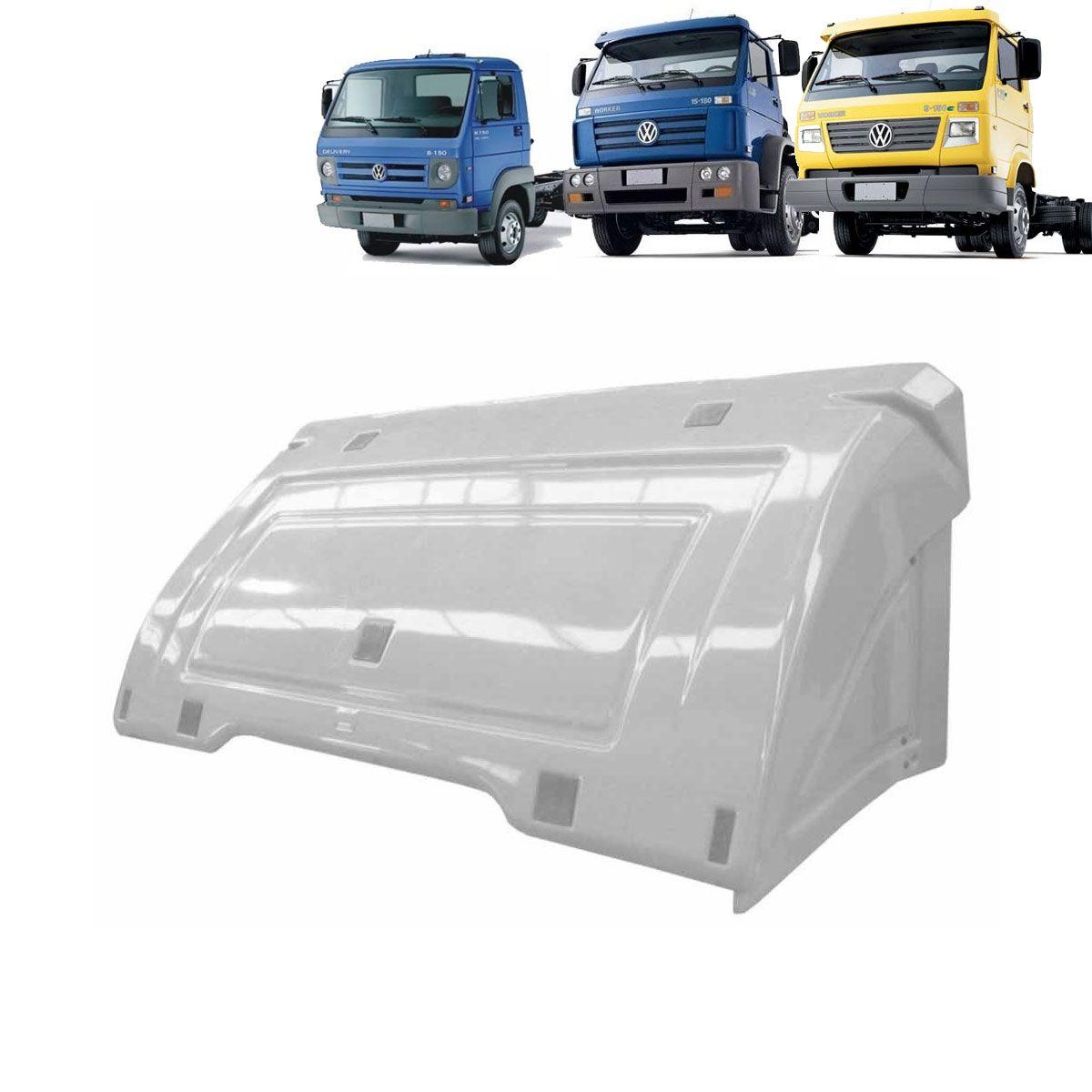 Defletor de Ar Volkswagen Delivery | Titan | Worker Parcial com Regulagem