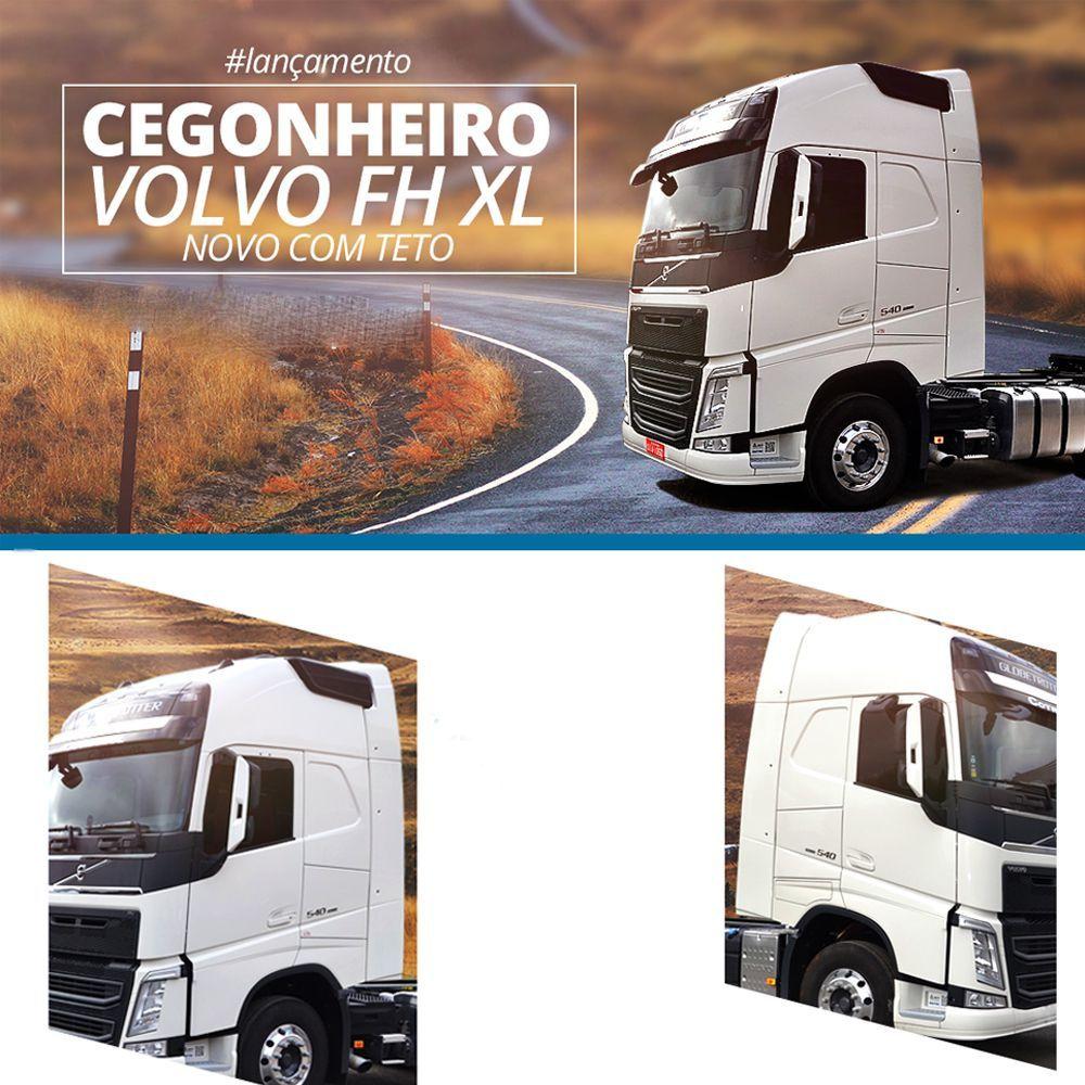 Defletor de Ar Volvo FH XL Novo