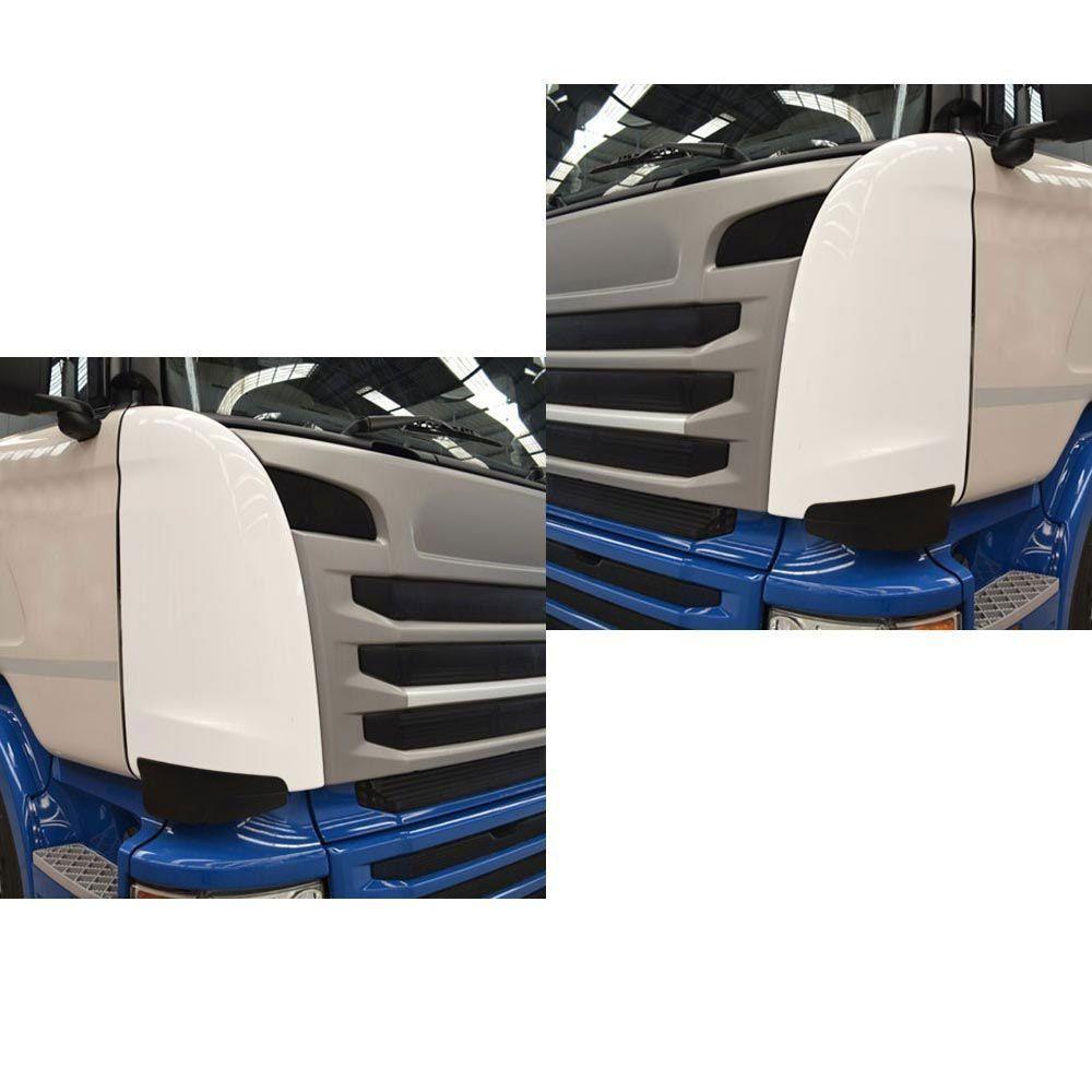 Defletor de Coluna Compatível com o Caminhão Scania S5 Highline / Streamline / Cab G Lado Direito e Lado Esquerdo