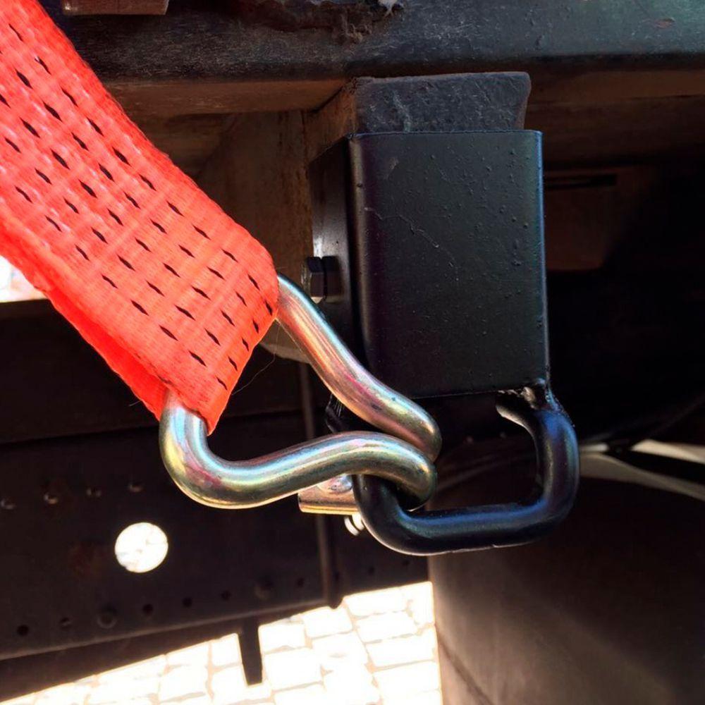 Dispositivo Para Amarração De Carga Caminhão Lei Contran 60mm