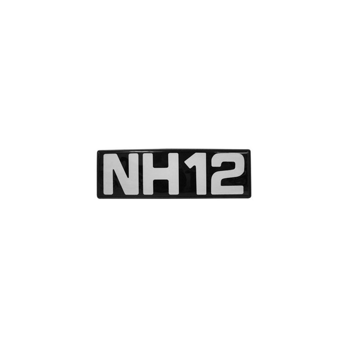 Emblema Frontal NH 12