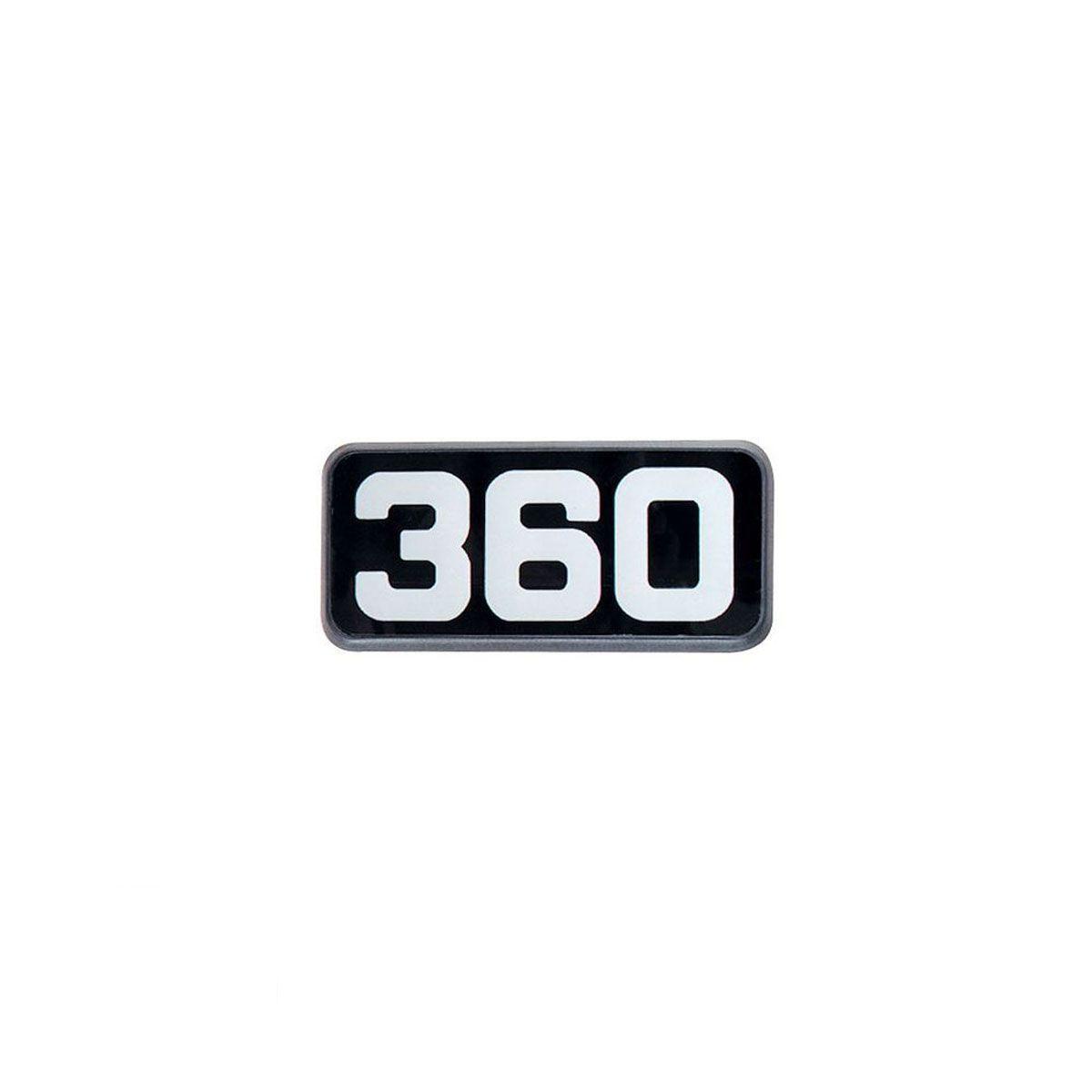 Emblema Lateral 360 Volvo 20360289