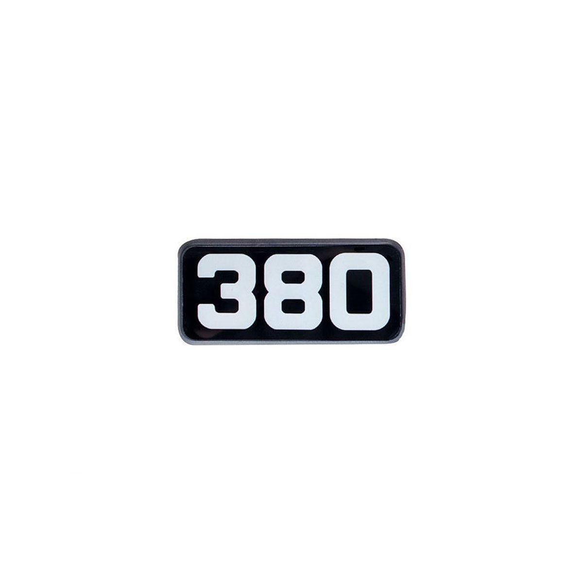 Emblema Lateral 380 Volvo 20360285