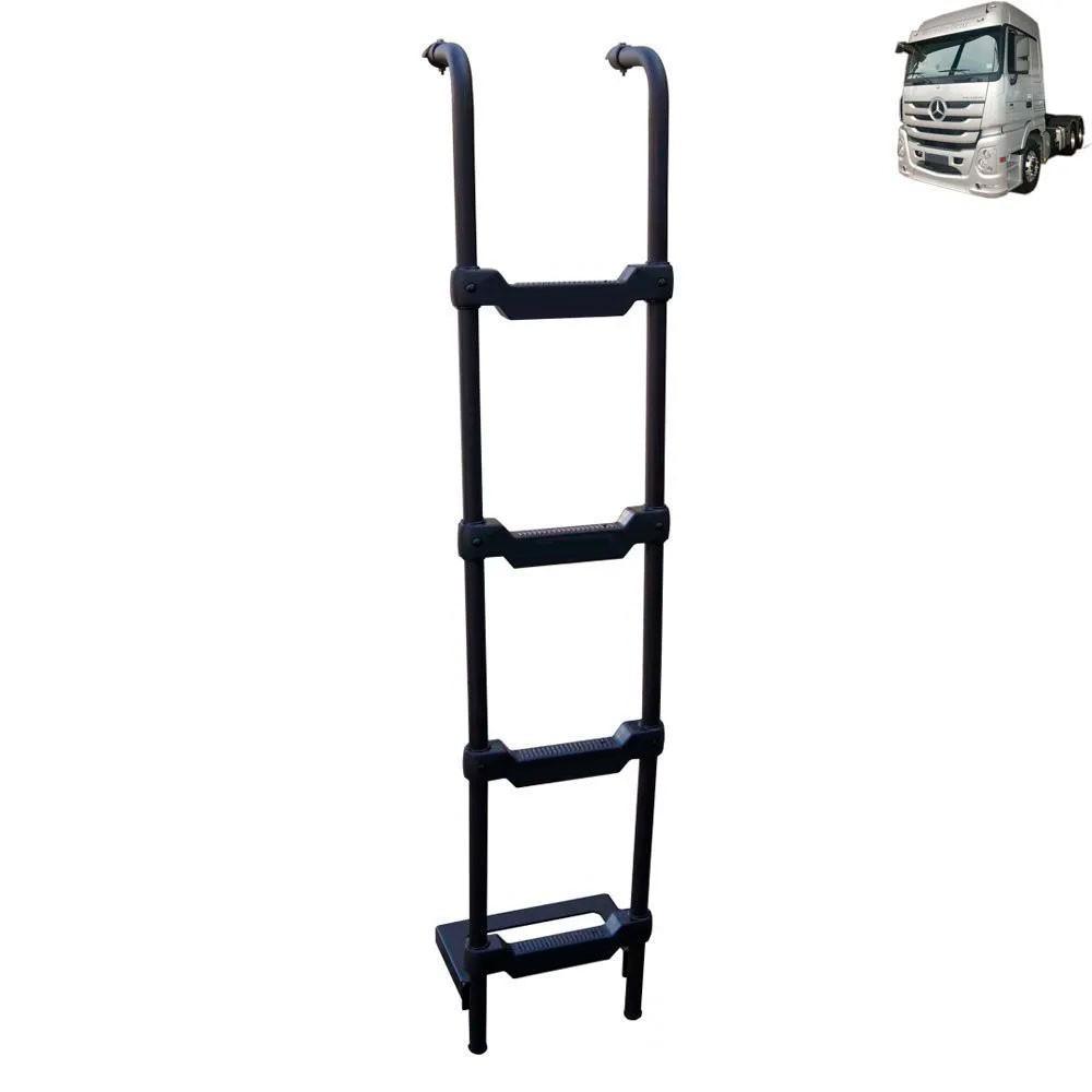 Escada Traseira para caminhão Mercedes-Benz Actros MEGASPACE Preta