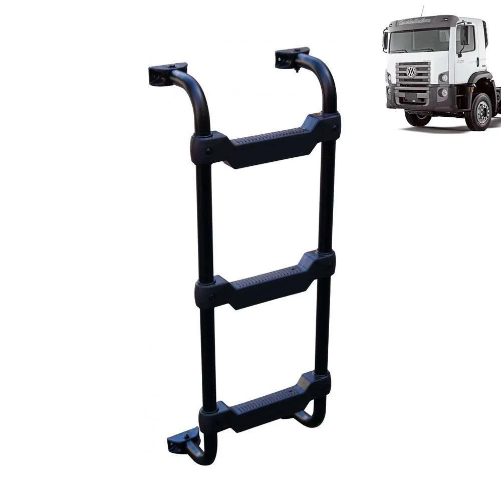 Escada Traseira para caminhão Volkswagen Constellation Preta