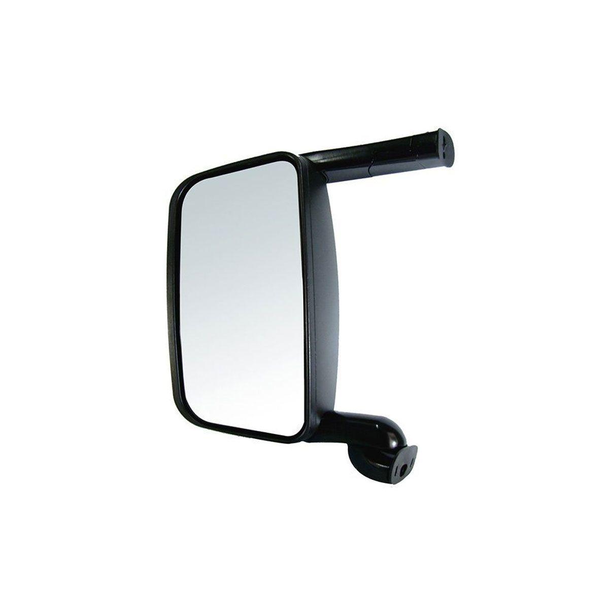 Espelho Completo Compatível com o Caminhão Scania S4 / S5 Lado Esquerdo com Desembaçador