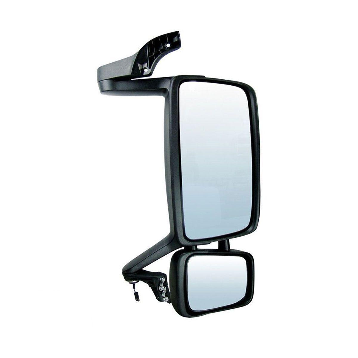 Espelho Completo Volvo FH 2010 até 2015 Lado Direito com Desembaçador 20567649 20535603