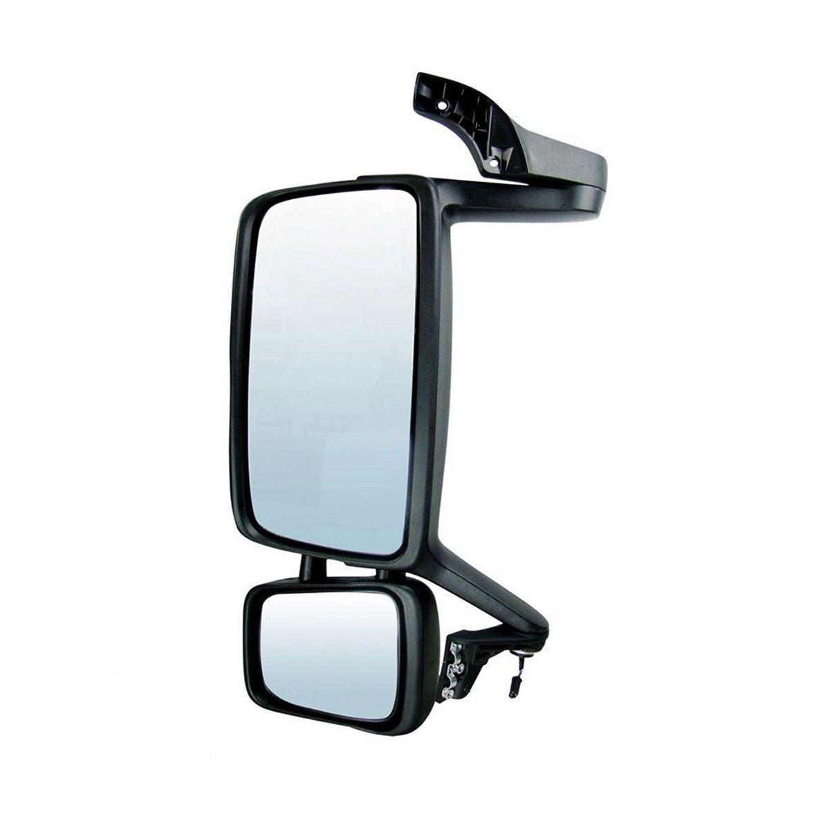 Espelho Completo Volvo FH 2010 ate 2015 Lado Esquerdo com Desembaçador 20567650 20535602