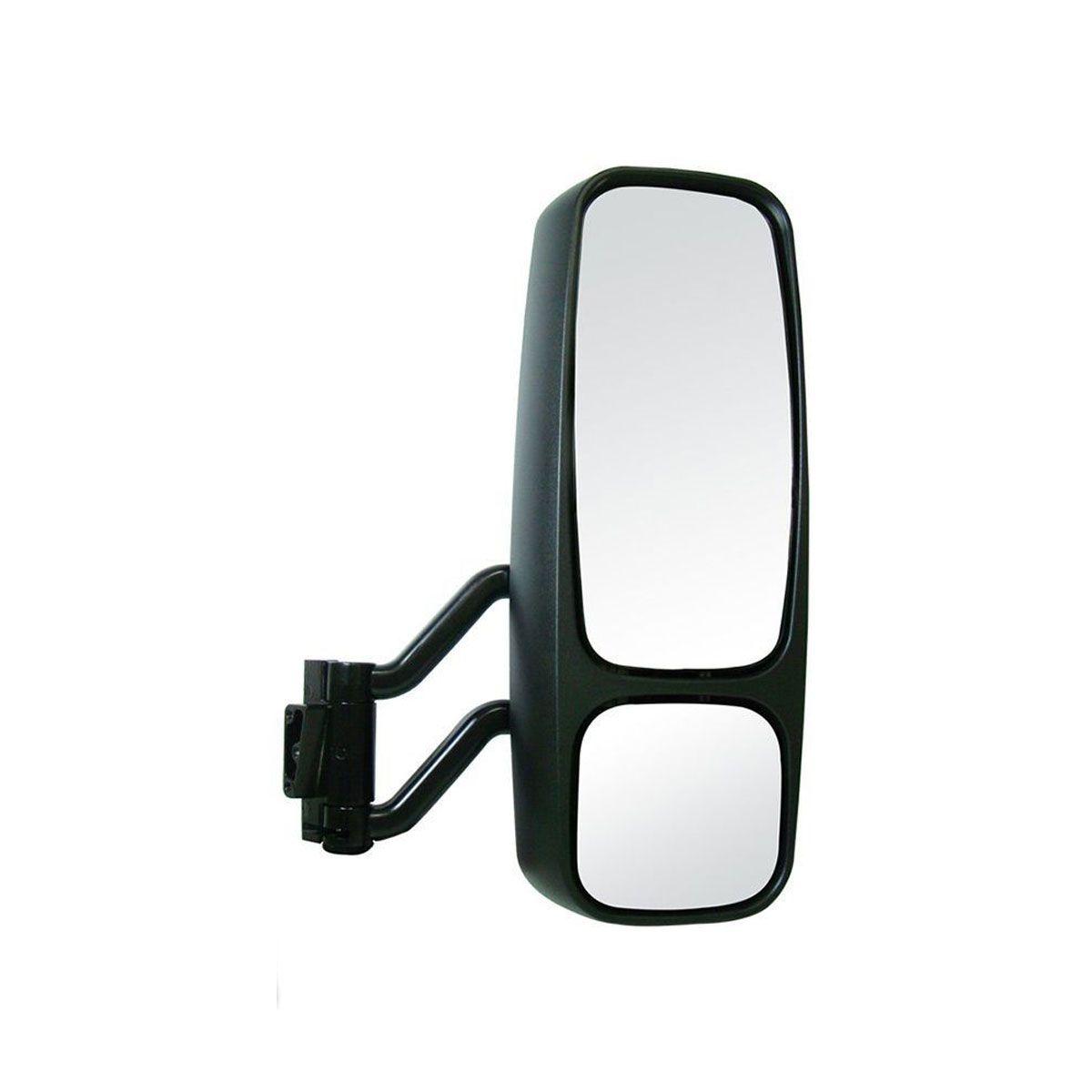 Espelho Completo Volvo FH / NH até 2009 Lado Direito com Desembaçador 593716241