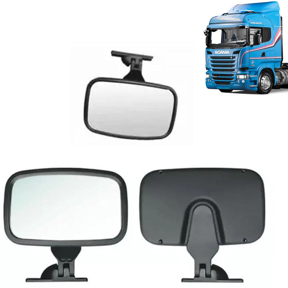 Espelho Rampa Lateral para Caminhão Scania S4 / S5