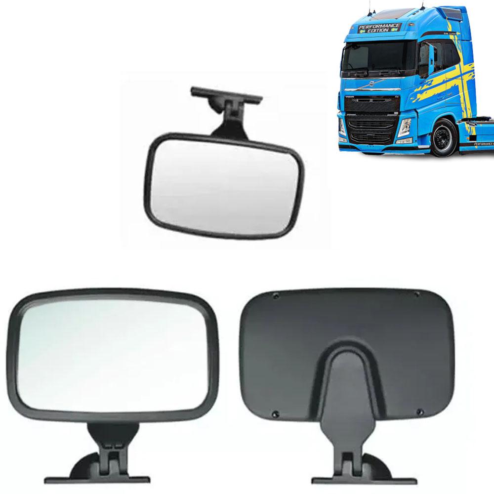 Espelho Rampa Lateral para Caminhão Volvo FH NH