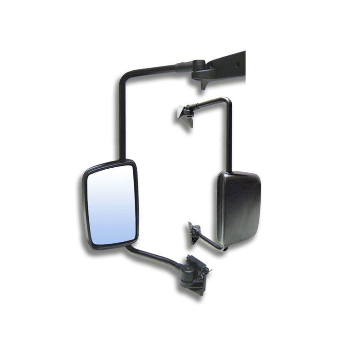 Espelho sem Auxiliar Lado Esquerdo Volvo VM com Desembaçador