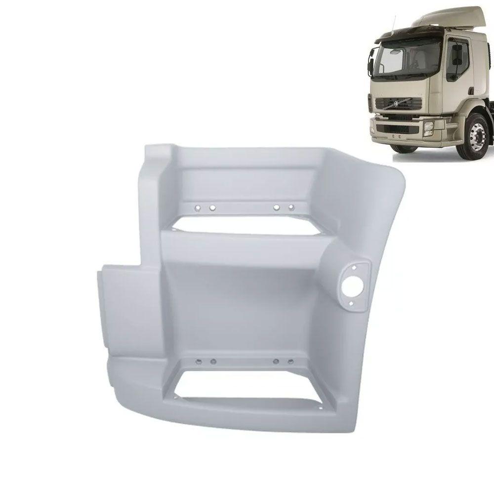 Estribo da Cabine em Fibra para Volvo VM com Sinaleira Lado Esquerdo