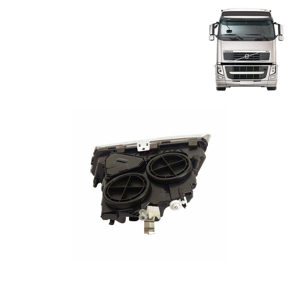Farol Auxiliar para Caminhão Volvo FH12 de 2009 a 2014 Lado esquerdo 21291918