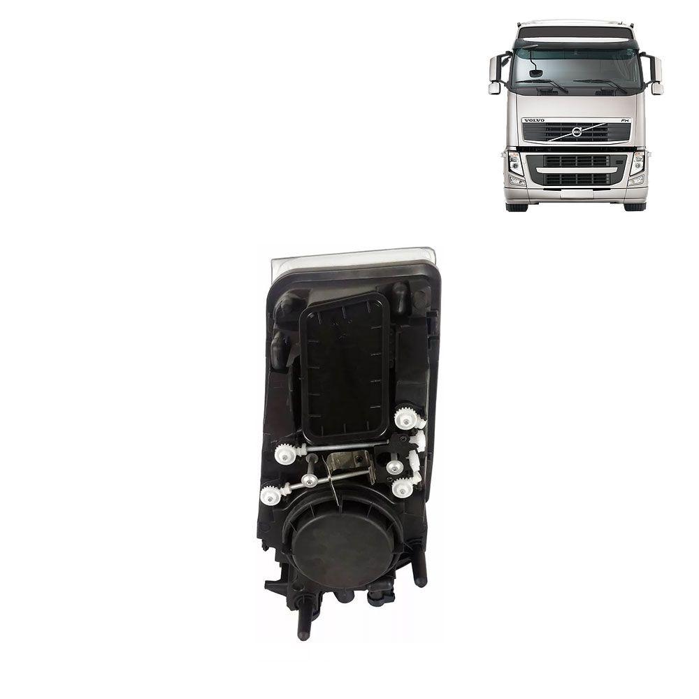 Farol Principal para Caminhão Volvo FH D13 de 2009 a 2014 Lado esquerdo 21035638