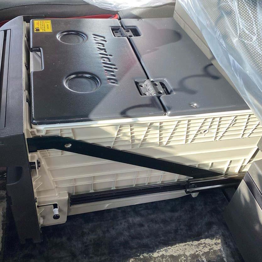 Geladeira Maxiclima 27 Litros Cabine Volvo Fh