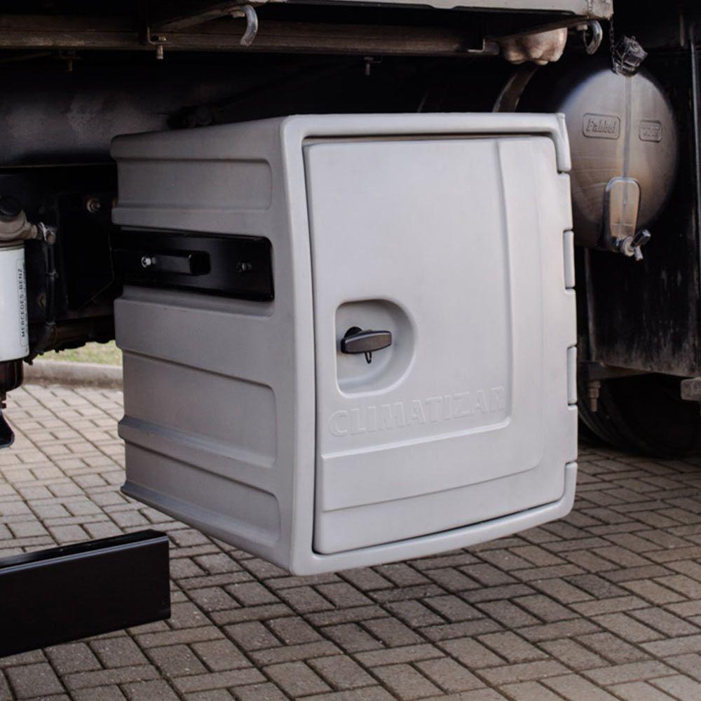 Geladeira para Caminhão Climatizar Completa 84 Litros  Bivolt 12 24 volts