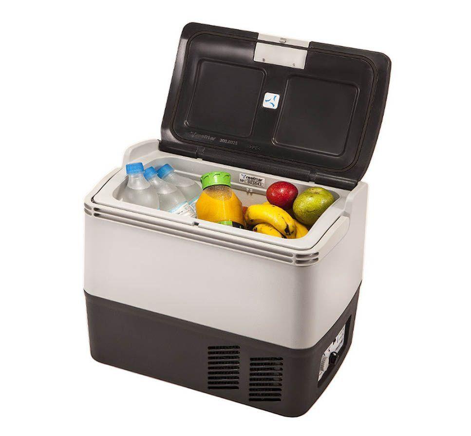 Geladeira Portátil para Caminhão 18 Litros Resfriar FRETE GRÁTIS RS SC PR