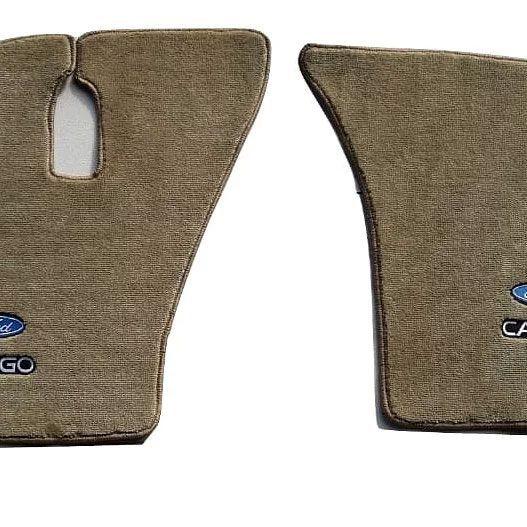 Jogo de tapetes para caminhão Ford Cargo Carpete Luxo