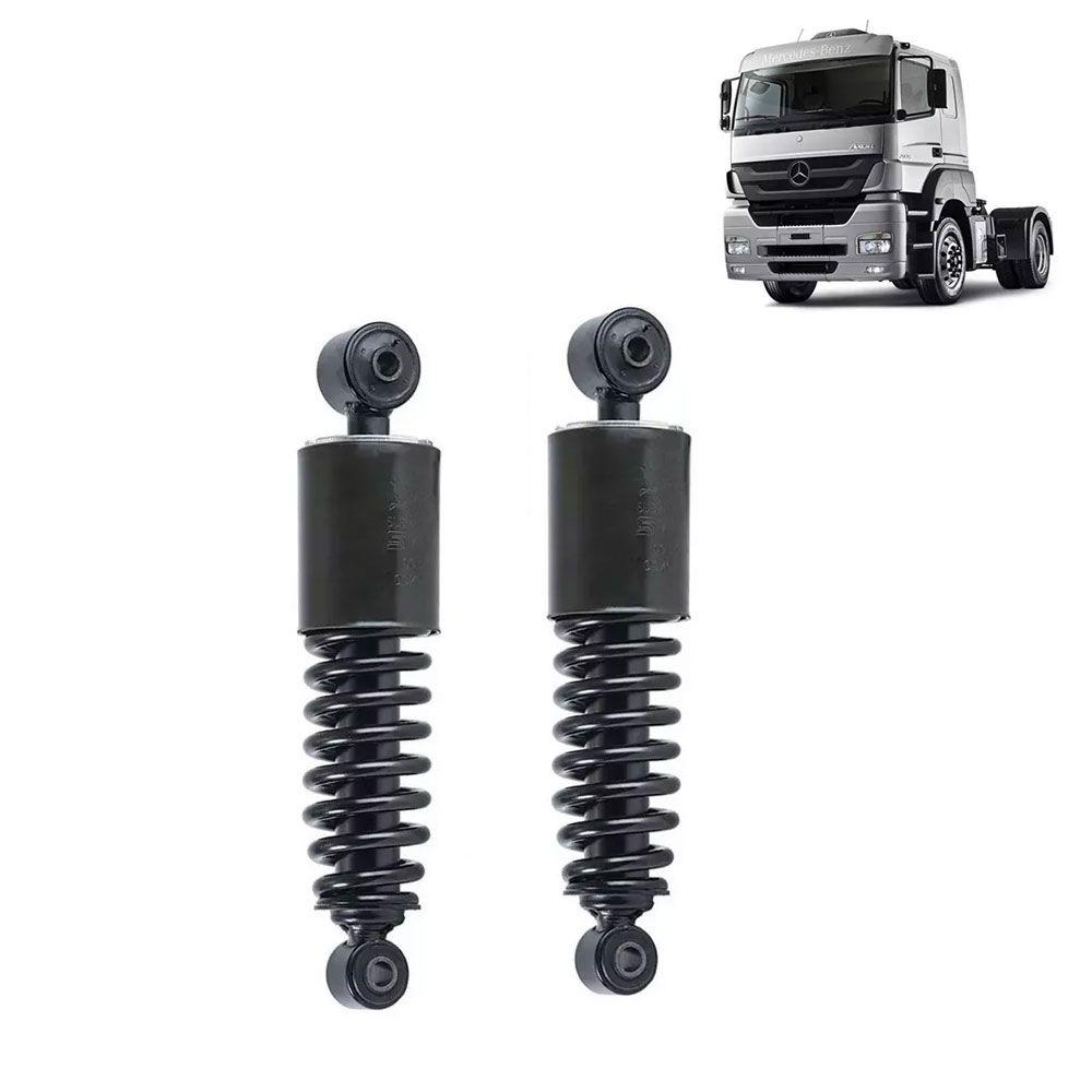 Kit 2 Molas Dianteira Cabine Mercedes Benz Axor 2035/2540/3340 - 9583171503