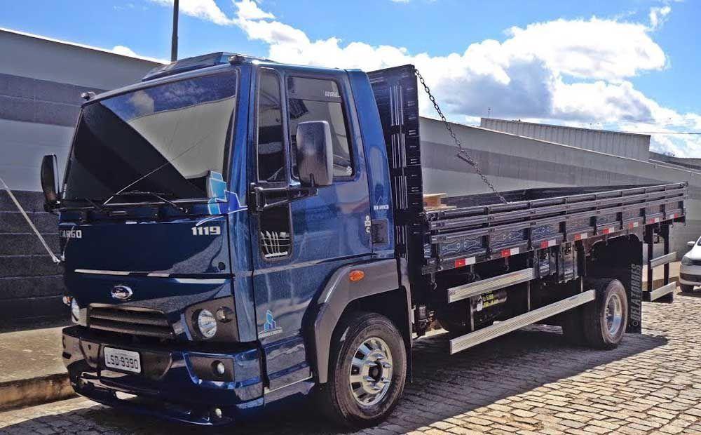 Kit 6 Rodas de Alumínio Caminhão Ford Cargo 1119 VW 10160