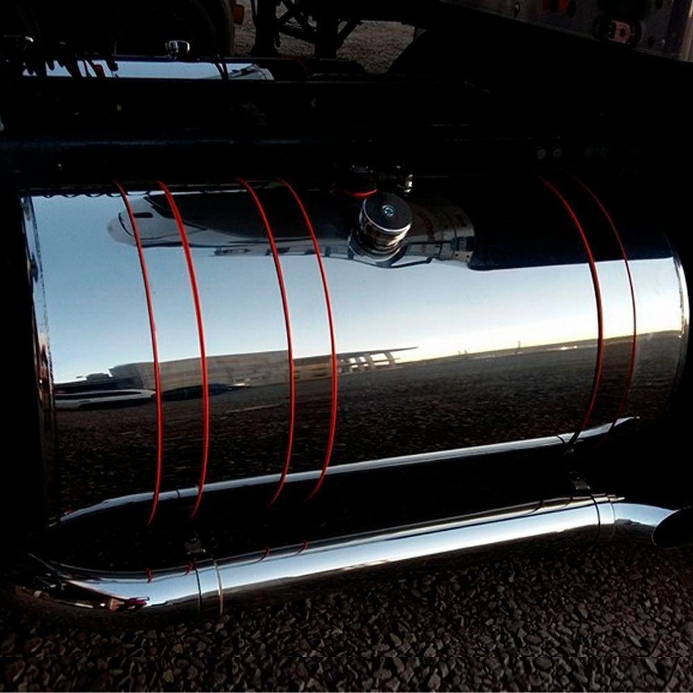Kit de Tanque Inox Caminhão 440 Litros Completo