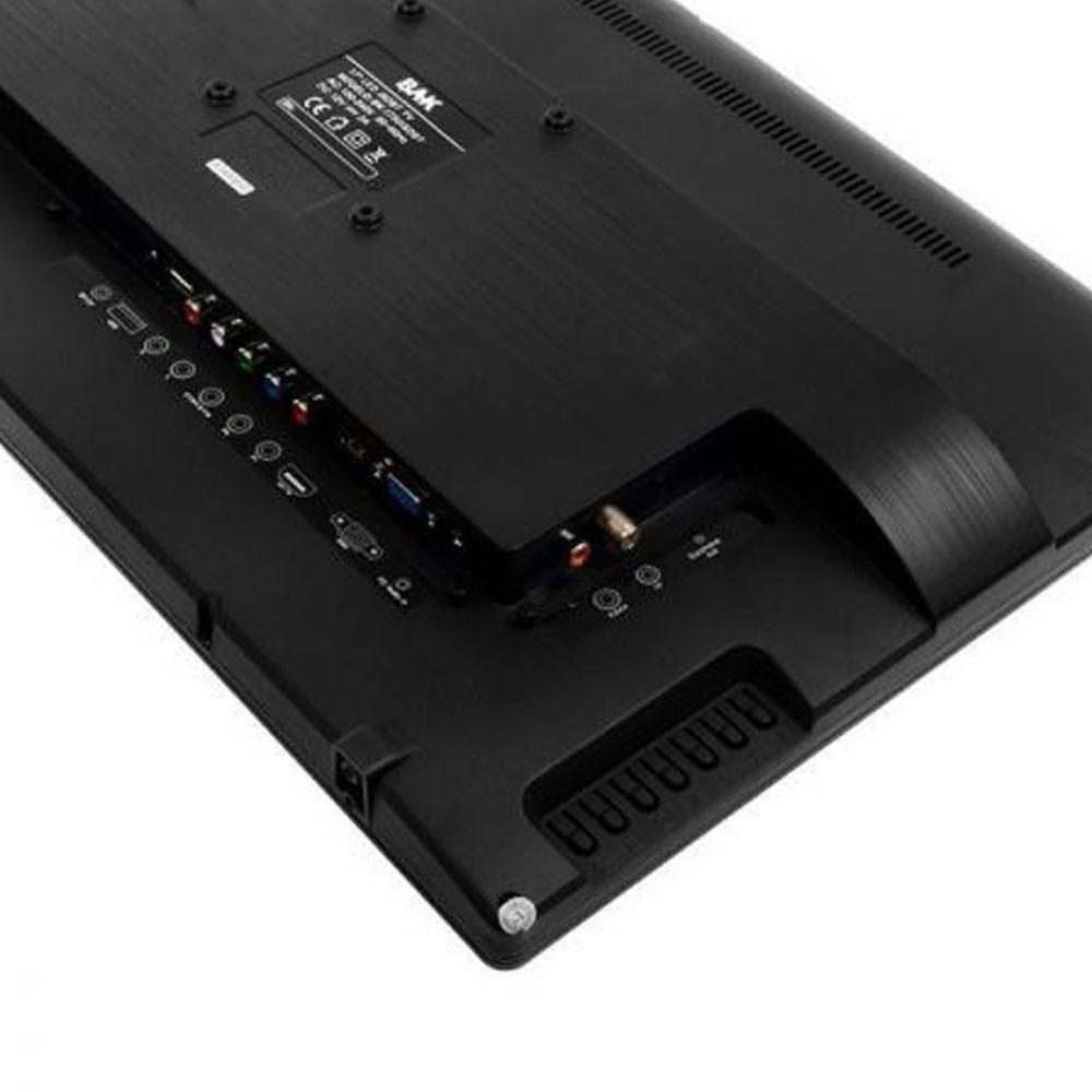 KIT DVD + TV para Caminhão 17 Polegadas LED 12V 110/220V