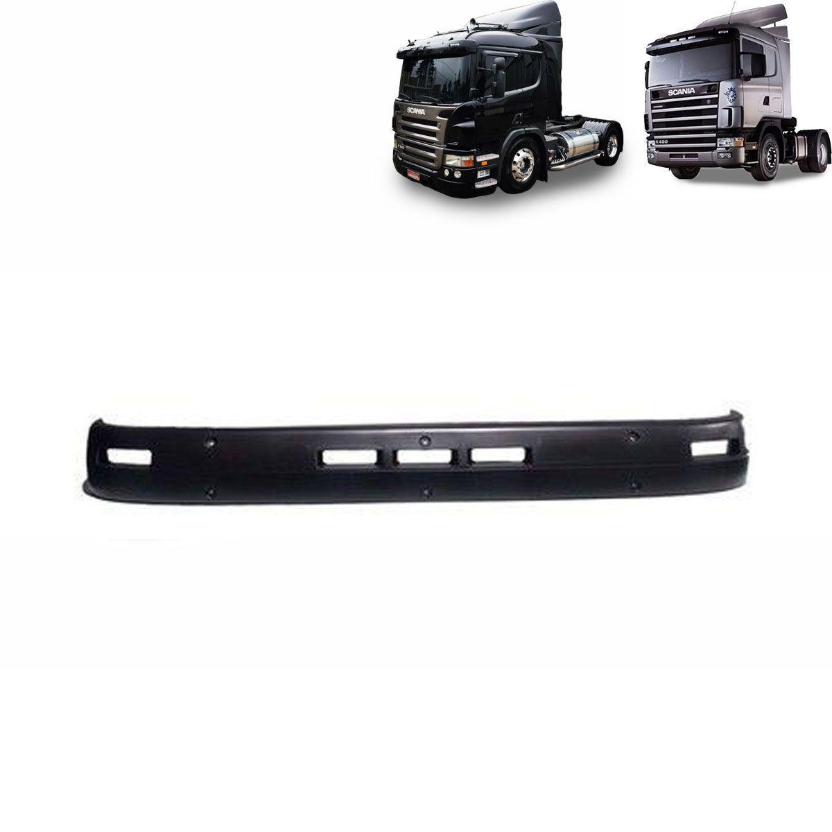 Kit Lâmina Tapa-Sol Plástico Três Marias Compatível com o Caminhão Scania T/R Série 4 Série 5 + Sinaleiras