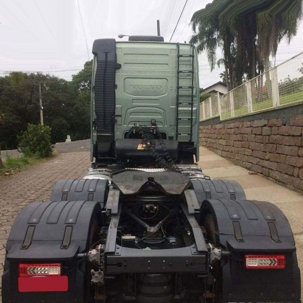 Kit Completo de Para-lamas Truck e Tração para Volvo New FH Suspensão a Ar