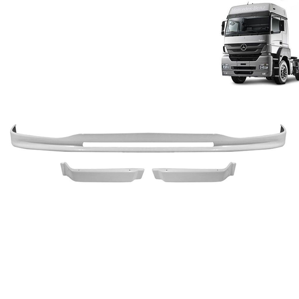 Kit Spoiler para Caminhão Mercedes Benz Axor Mod. 2544