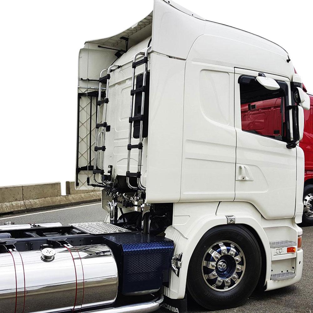 Kit Suspensão a Ar Para Caminhão Controle Independente 24V