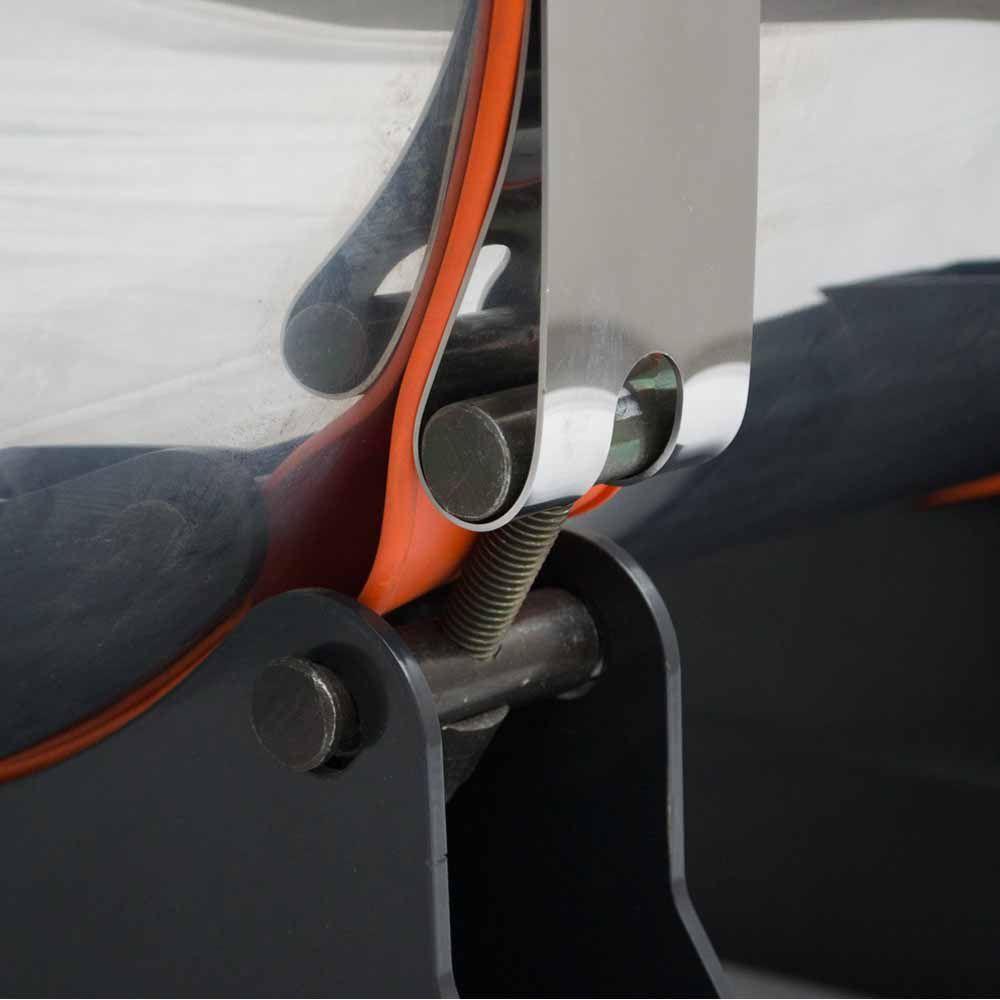 Kit Tanque Adicional para Arla em Aço Inox 190 Litros Plataforma
