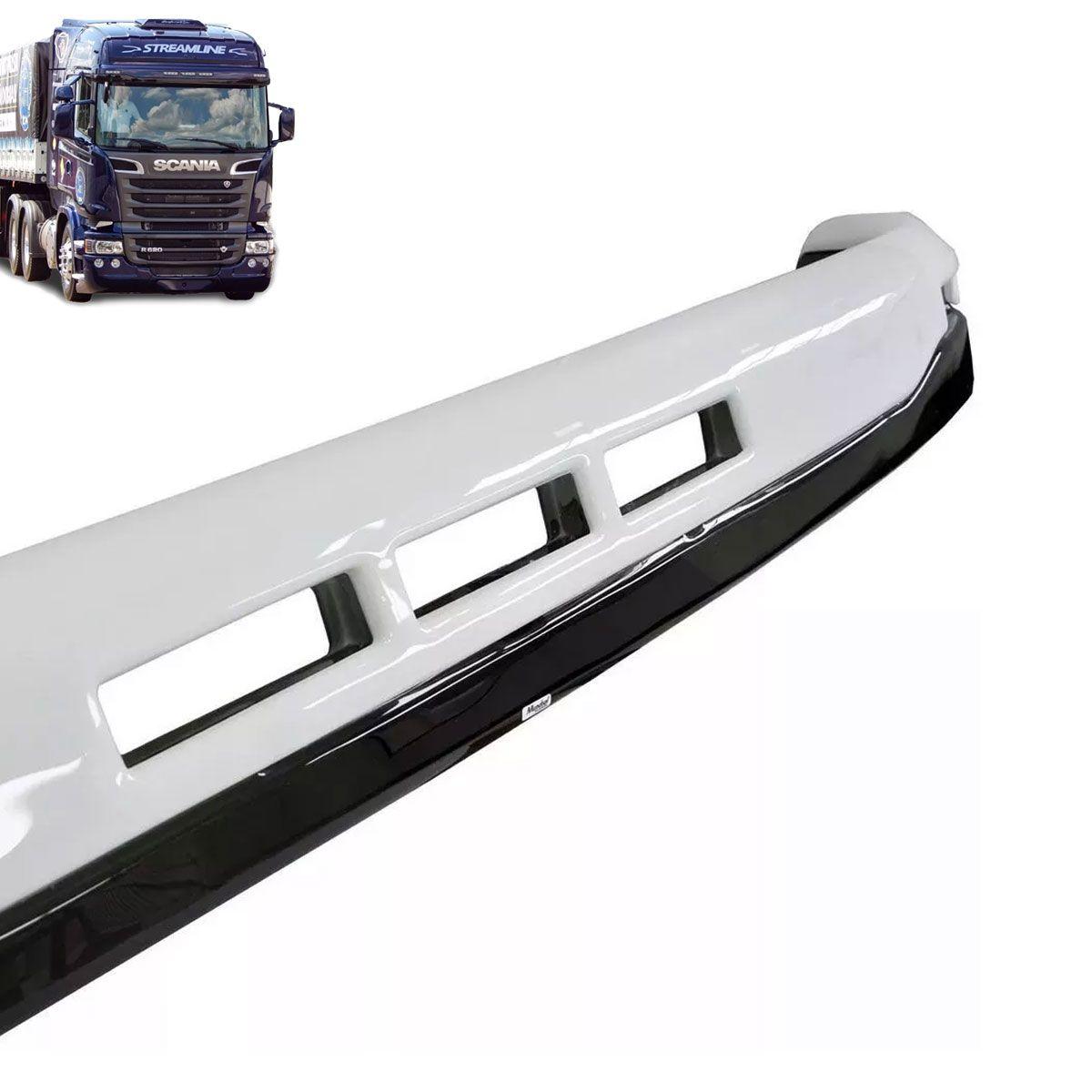 Kit Tapa Sol Scania Serie 5 Streamline com suporte de adaptação para Caminhões Scania S4 124 114 e Série 5