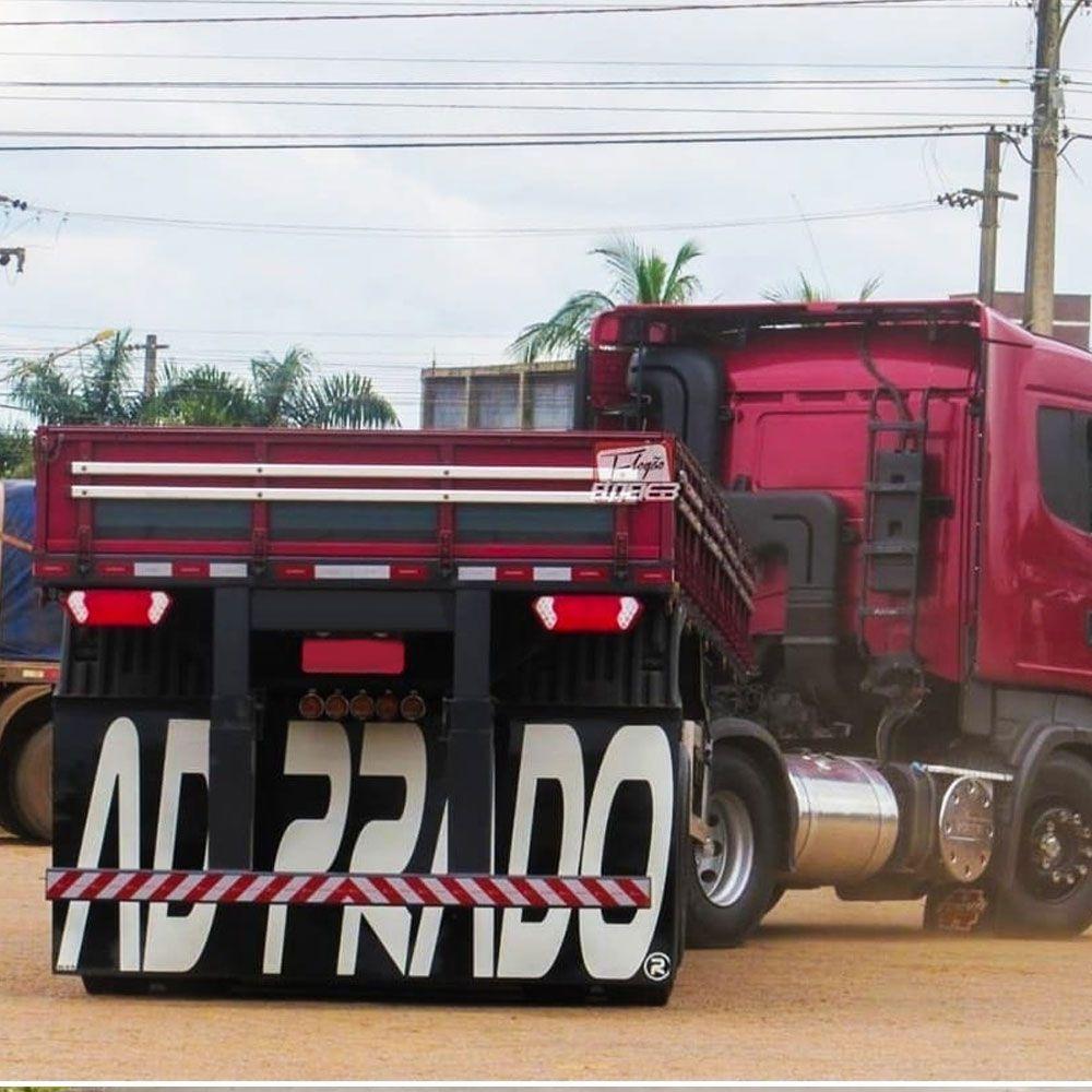 Lameirão Lameiro Badana Personalizado para Caminhão Carreta
