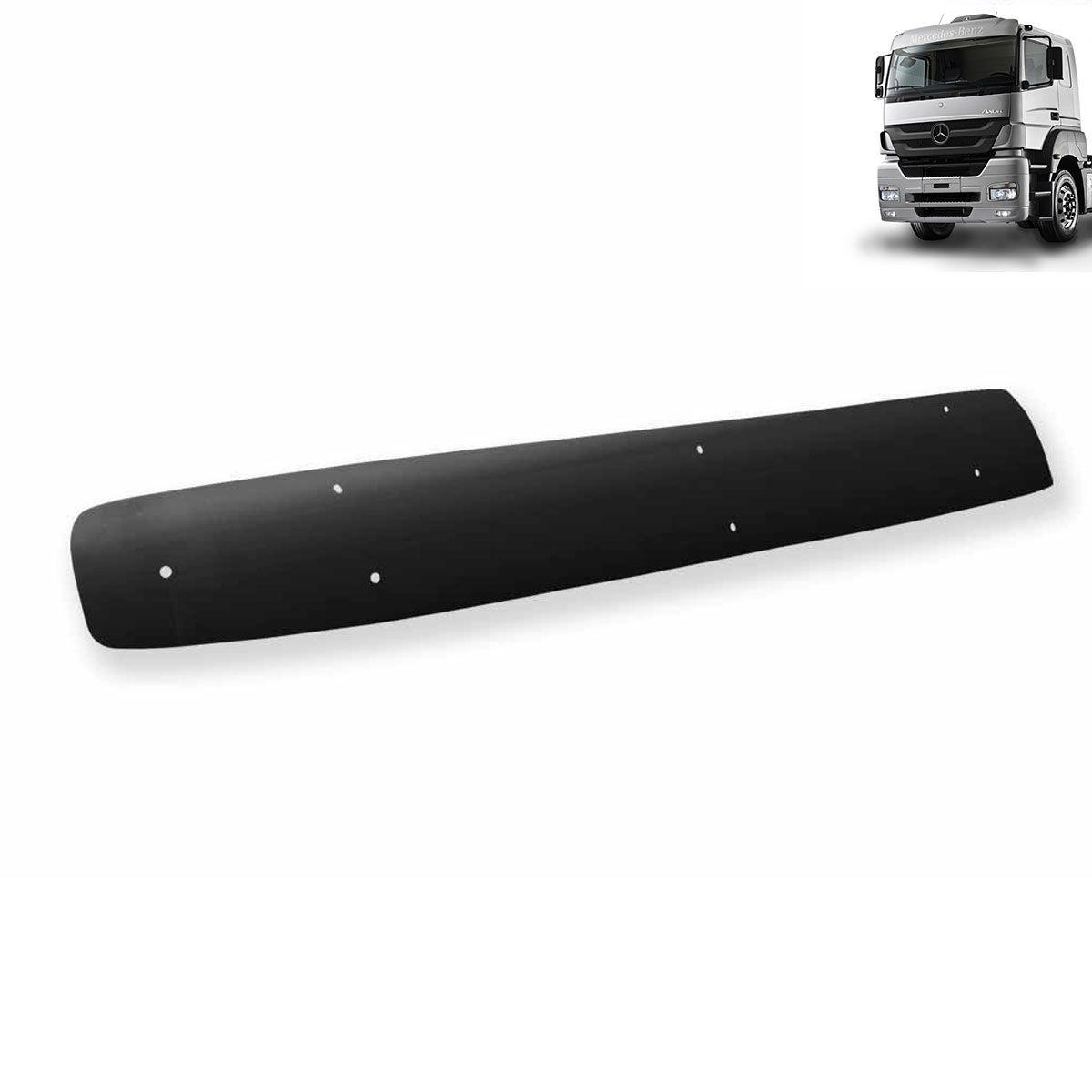 Lâmina Tapa-Sol Mercedes Benz Atego / Axor Cabine Baixa