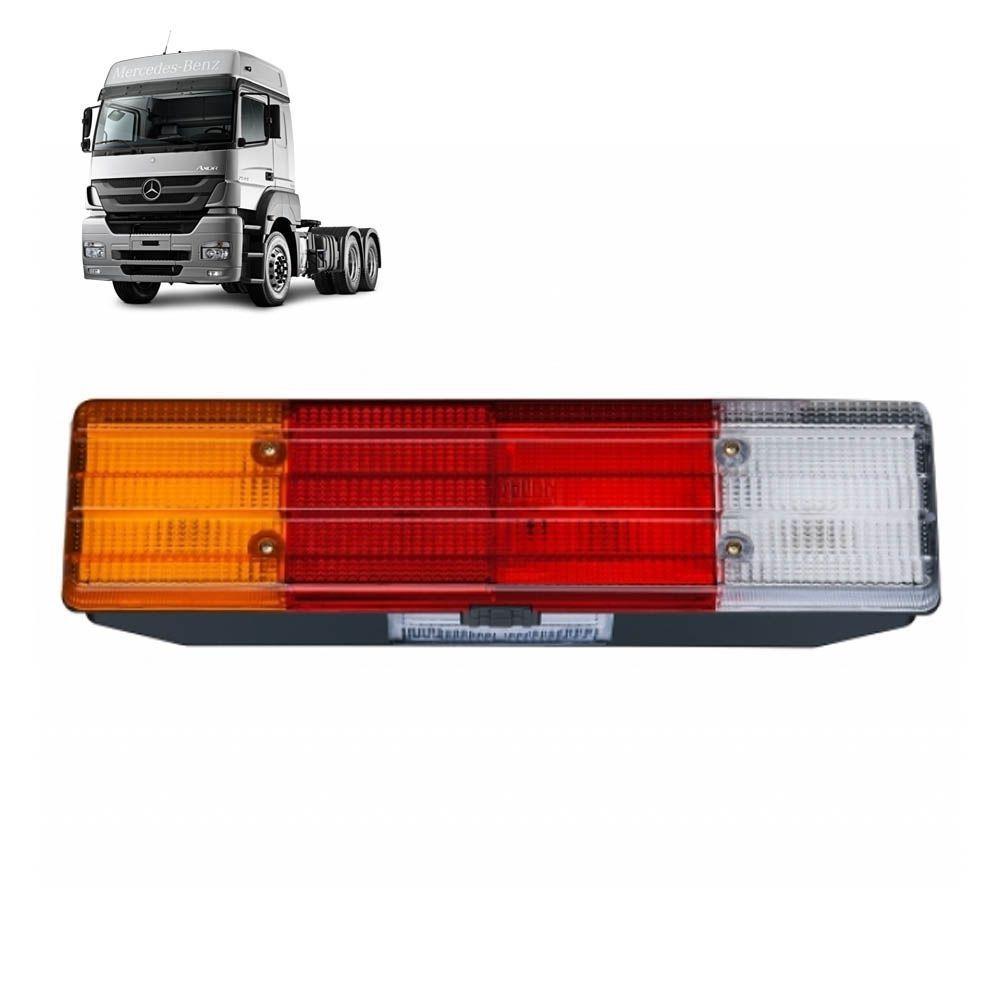 Lanterna Traseira Caminhão Axor LE Com Vigia
